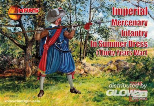 Imperial Mercenary Infantry - Summer Dress