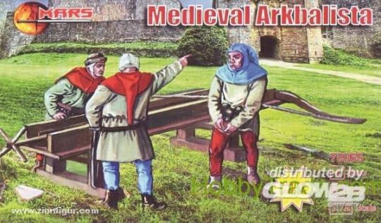 Medieval Ballista