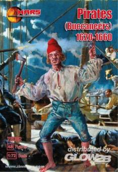 Piraten / Bukanier - 1620-1660