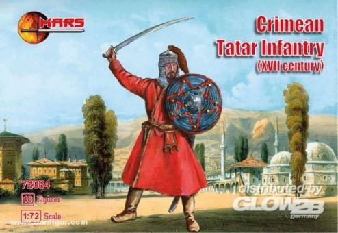 Krim-Tataren-Infanterie - 17. Jh.