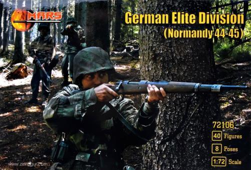 German Elite Division - Normandy 1944-45