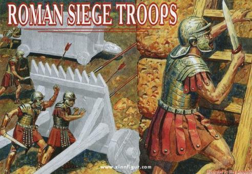 Römische Belagerungstruppen