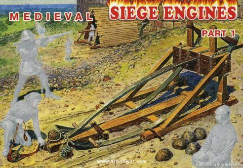 Mittelalterliche Belagerungsmaschinen 1