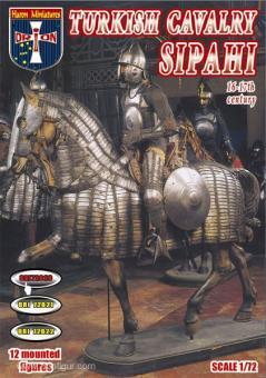 Türkische Sipahi Kavallerie - 16.-17. Jh.