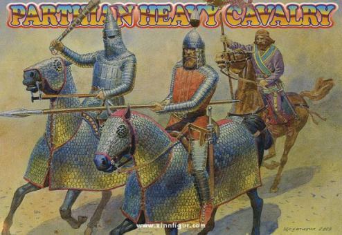 Parthische Schwere Kavallerie