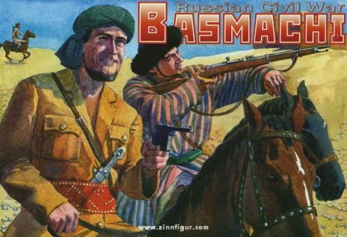 Basmatschi, Russischer Bürgerkrieg