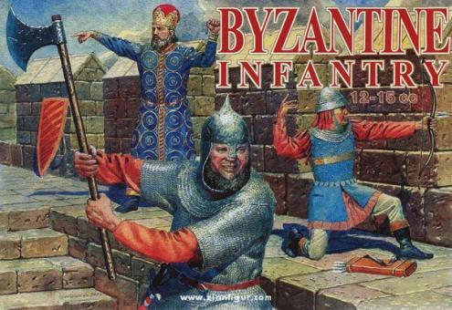 Byzantinische Infanterie