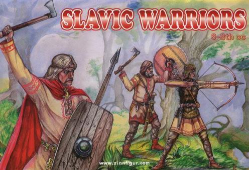 Slawische Krieger