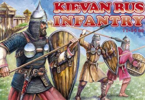 Kiever Rus Infanterie