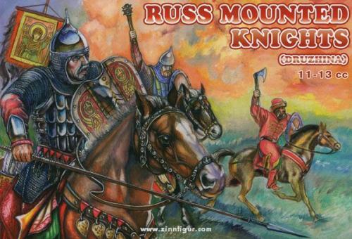 Rus Ritter zu Pferd