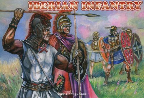 Iberische Infanterie