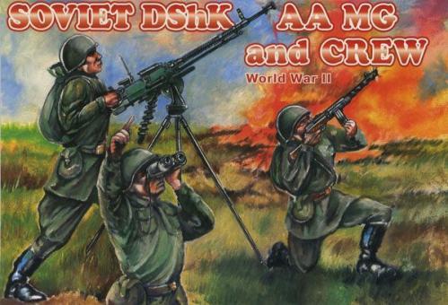 SShK AA MG and Crew
