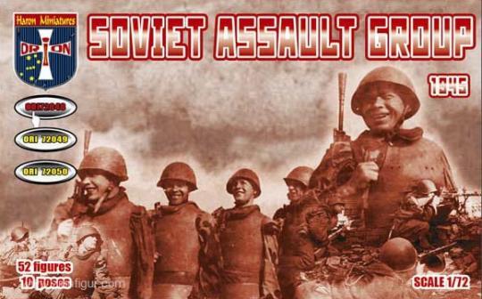 Sowjetische Sturmtruppen 1945