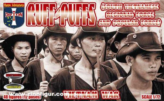 Ruff-Puffs - Regional Force & Popular Force