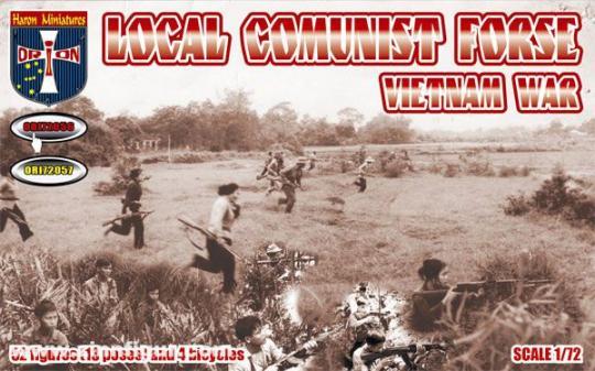 Local Comunist Force - Vietnam War
