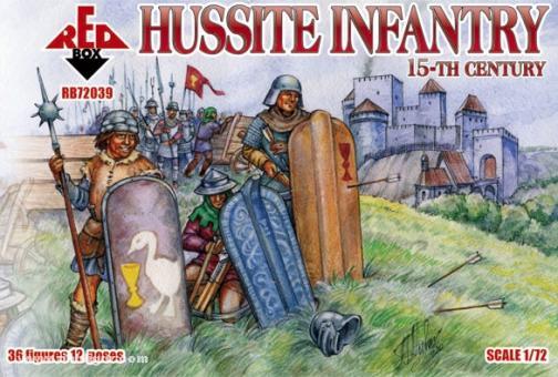 Hussiten-Infanterie