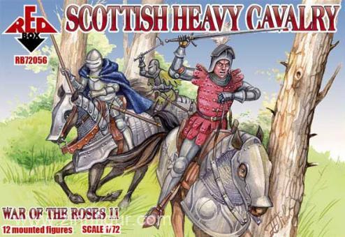 Rosenkriege: Schottische Schwere Kavallerie