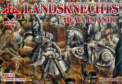 Schwere Landsknecht-Infanterie