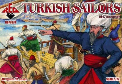 Turkish Sailors