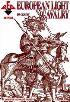 Europäische Leichte Kavallerie Set 1
