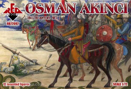 Osmanische Akinci Kavallerie - 16.-17. Jh.