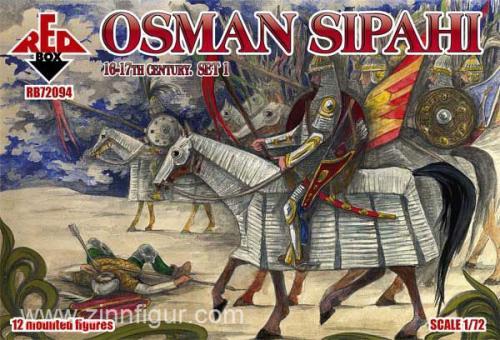 Osman Sipahi Set 1 - 16th-17th Century