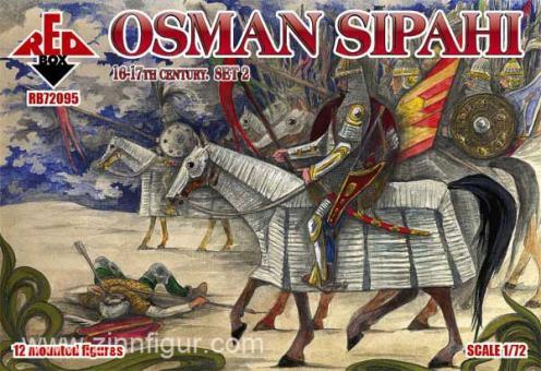 Osman Sipahi Set 2 - 16.-17. Jh.