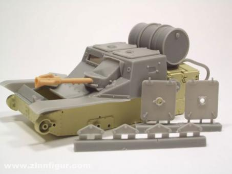 Cv33 II. Serie Lanciaflamme with 200 L Tank Conversion Set