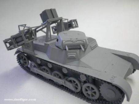 "Pz.Kpfw.IB ""Stuka zu Fuß"" 28cm + Ladungsleger Conversion Set"