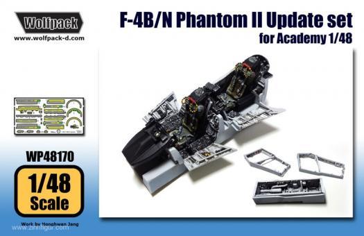 F-4B/N Phantom II Update Set
