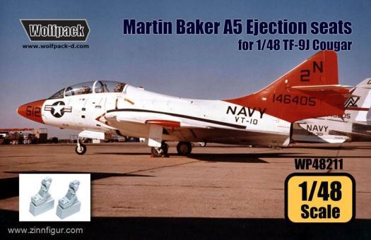 Martin Baker A5 Schleudersitze für TF-9J Cougar