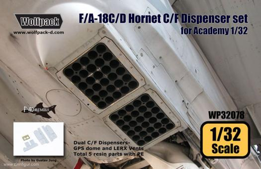 F/A-18C/D Hornet C/F Dispenser Set