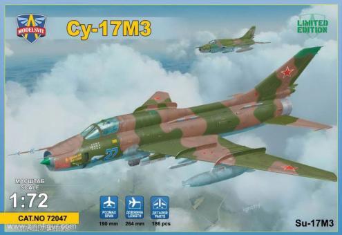 Sukhoi Su-17M3 - Limited Edition