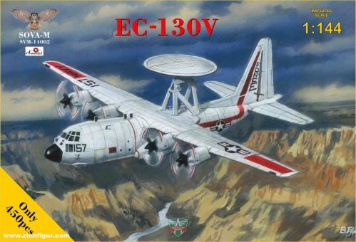 EC-130V Hercules AWACS