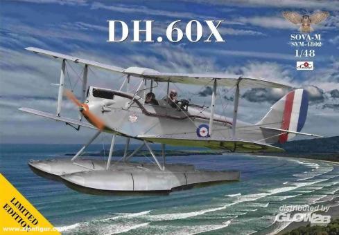 """DH.60X """"RNZAF"""""""