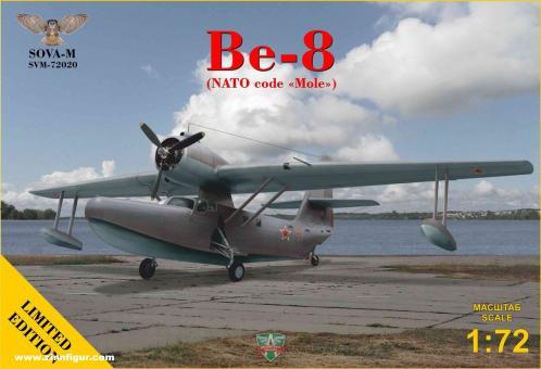 Beriev Be-8 Passagier-Wasserflugzeug