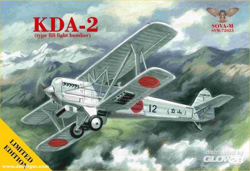 KDA-2 Type 88 Leichter Bomber