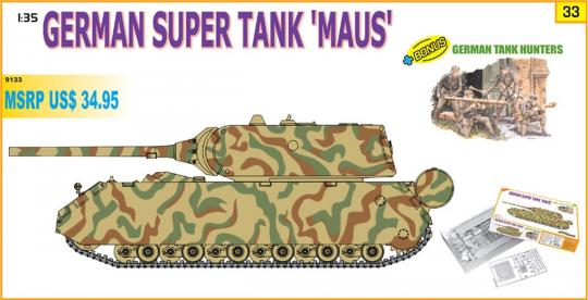 Deutscher Superpanzer Maus