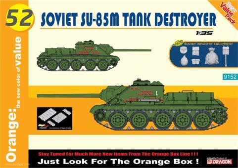 SU-85M Jagdpanzer