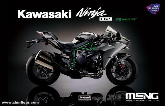 Kawasaki Ninja H2 - vorgefärbte Edition