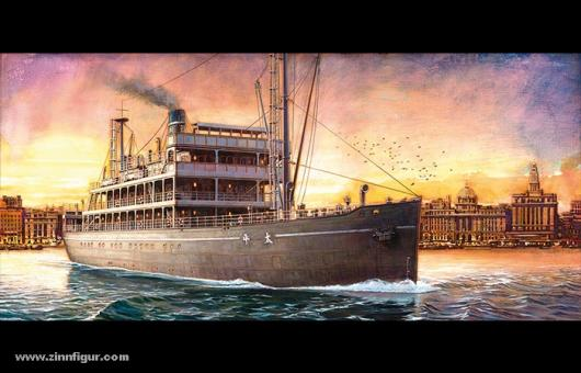 """SS Taiping """"The Crossing"""""""