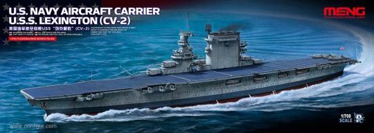 Flugzeugträger USS Lexington CV-2