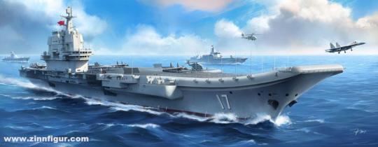 PLA Flugzugträger Shandong