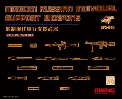 Moderne Russische Infanteriewaffen
