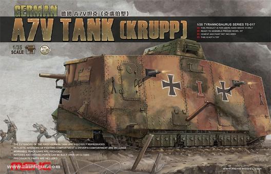 A7V Tank (Krupp)