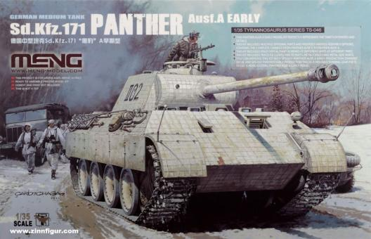 Panther Ausf.A früh