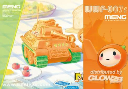 """Panther Panzer """"Pinky World War Toons"""" - Special Edition"""