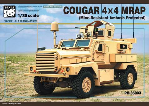 Cougar 4x4 MATV
