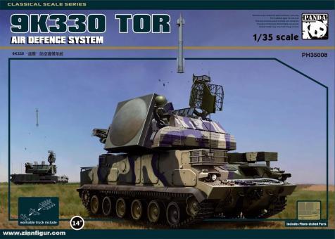 9K330 Tor Luftabwehr-System