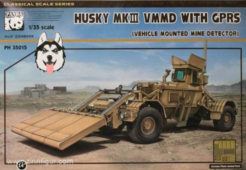 Husky Mk.III VMMD with GPRS